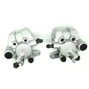 Front Brake Caliper Set For YAMAHA WOLVERINE 450 2006-2010 YFM450 Left/&Right