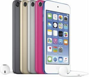 Apple-iPod-touch-32GB-6th-Generation-034-Blue-Gray-Pink-Gold-Or-Silver-034-Brand-New