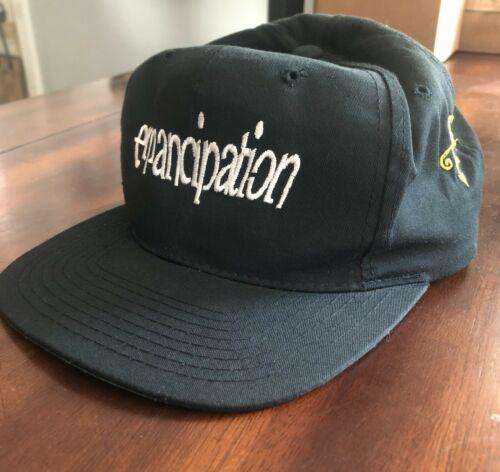 Vintage Prince Emancipation Hat (Black)