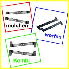 Zentralbohrung 8,2 mm Länge 321 mm Ersatzmesser J2420000083R Wolf Messer