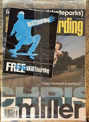 Transworld Skateboarding Apri 92 Bucky Lasek Busters Barn Bounce Shut Up /& Skate