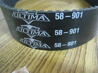 Ultima Primary Belt Drive 2 Belt 58-901 37