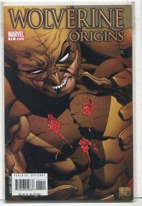 Wolverine-Origins-11-NM-Marvel-Comics-CBX11