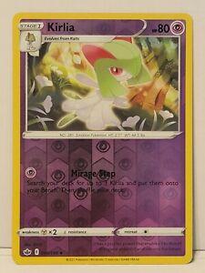 Pokemon TCG - Kirlia 060/198 Reverse Holo - Chilling Reign - Pack Fresh NM