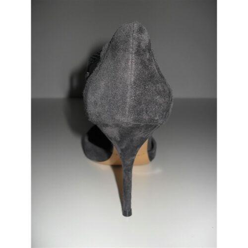 Scarpe Shoes Tacco Casadei A Decollete Spillo Grigio Donna vHqwrWv0