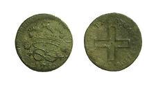 pcc1585_38) SAVOIA Carlo Emanuele III (1730-1773) - 2 Denari 1740