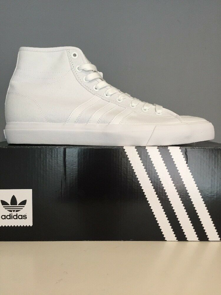 Adidas Matchcourt High RX Shoes - Running White Full White Comfortable Cheap women's shoes women's shoes