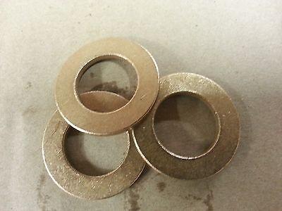11985 Qty-5 Oilite Sintered Bronze 7//8 ID x 1-1//2 OD x 1//8 ThickThrust TT-1503