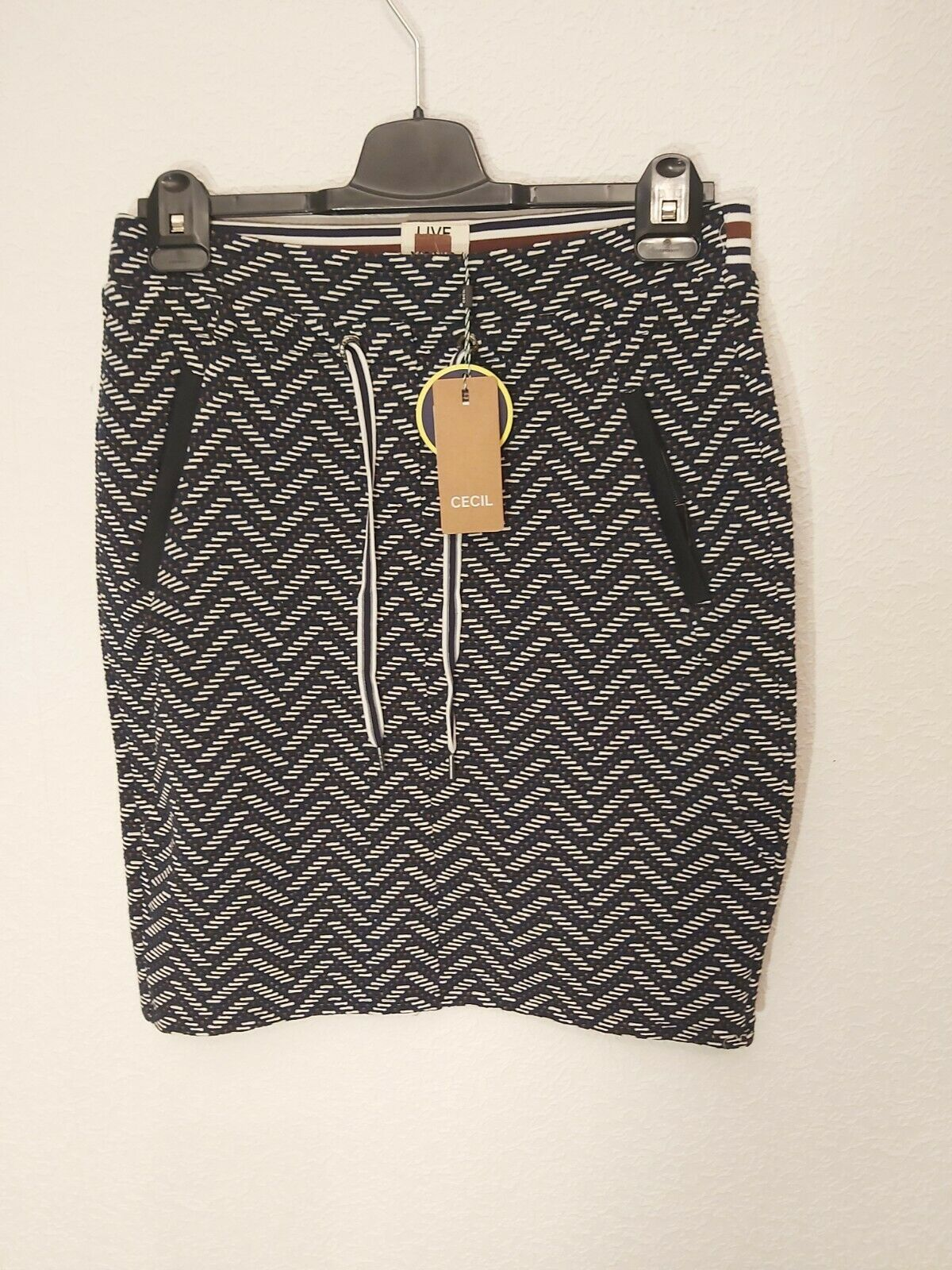 Cecil Womens Skirt, Size: S New with Label