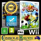 (Wii Game) Academy Of Champions: Soccer (G) (Sports: Football / Soccer) PAL