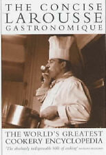 Very Good, Concise Larousse Gastronomique: The World's Greatest Cookery Encyclop