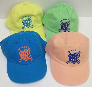 7befa5706ab Polo Ralph Lauren  49 Classic Chino Baseball Hat Cap Crossed Mallet ...