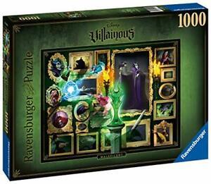 Ravensburger-Jigsaw-Puzzle-MALEFICENT-Disney-Villains-100-Pieces