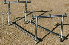 STAINLESS STEEL THREE ROD POD BY TOP NOTCH TACKLE