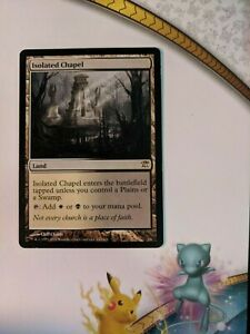 Isolated-Chapel-1x-EX-NM-Innistrad-MTG-Magic-the-Gathering-English