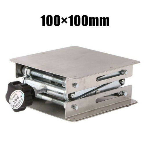 4 X 4 Stainless Steel Router Lift Table Woodworking Engraving Lab Lifting Rack