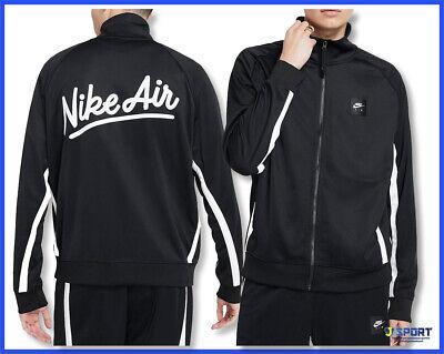 Tuta da Uomo Nike Air Ginnastica Completo ZIP Intera Pantaloni Sportiva M L  XL   eBay
