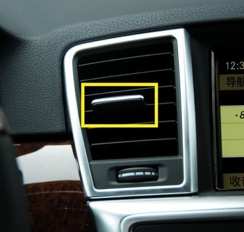 Mercedes Benz W166 X166 ML GL A//C Air Vent Outlet Tab Clip Repair kit