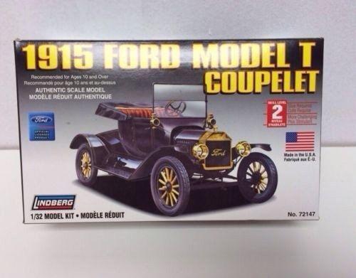 Lindberg FORD model T COUPELET model kit new in the box