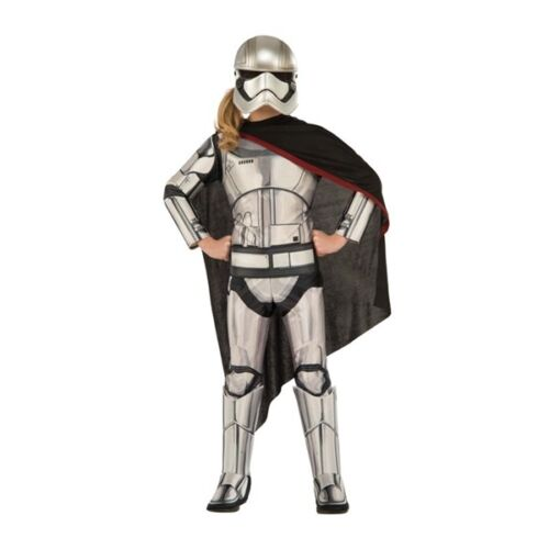Star Wars Force Awakens Captain Phasma Costume - The Last Jedi Halloween