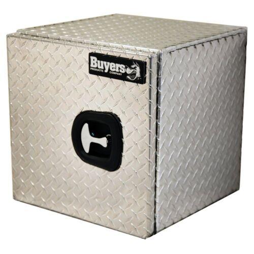 "1705200 Buyers Aluminum 18/"" X 18/"" X 24/"" Underbody ToolBox"