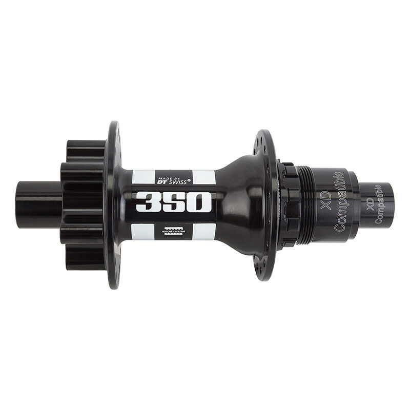 Dt Swiss 350S Boost  MTB Hub Rr Dt 350s Mtb 28x148x12mmta Cl Xd Bk Boost Steel  fast shipping to you