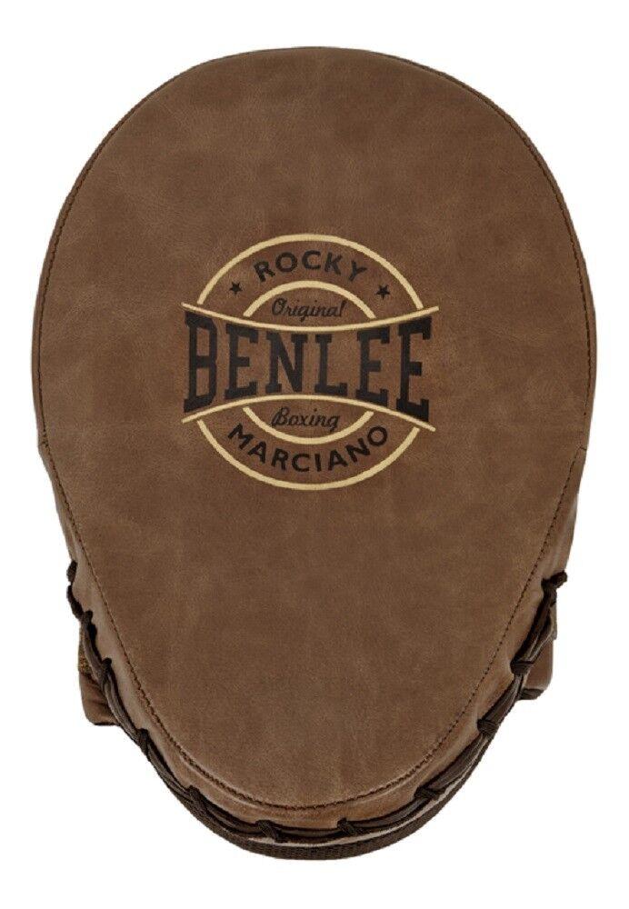 Benlee Patte Patte Patte Godfrey Boxe Boxe Ounch Mma Kickboxing Mma Cuir Véritable 4b5716