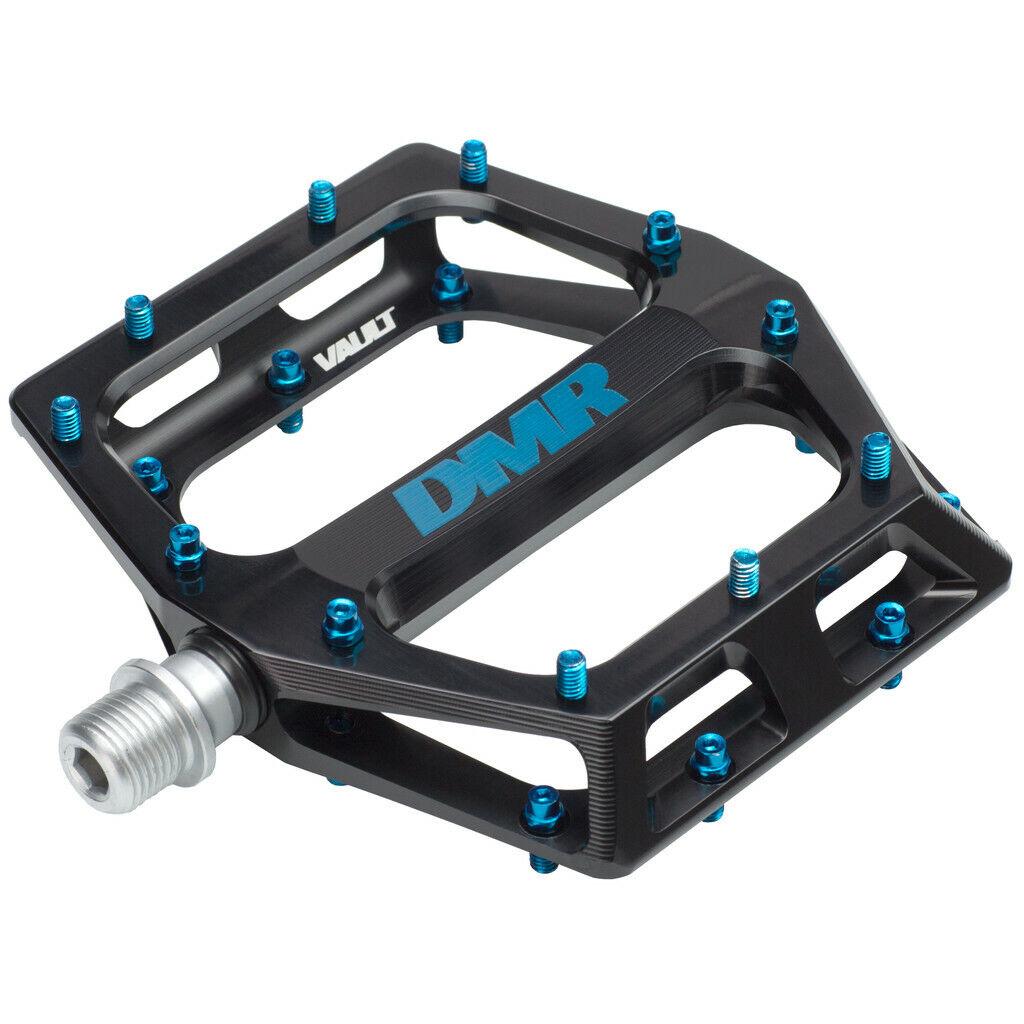 DMR Vault Pedal schwarz blau 2019 Pedale