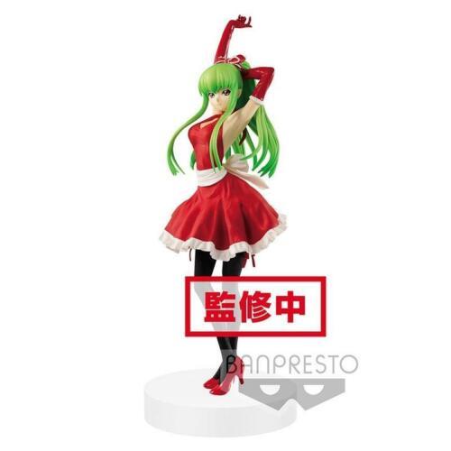 Figurine Code Geass Mets c c.Tablier Style Lelouch Of le Rebellion 23 cm Manga
