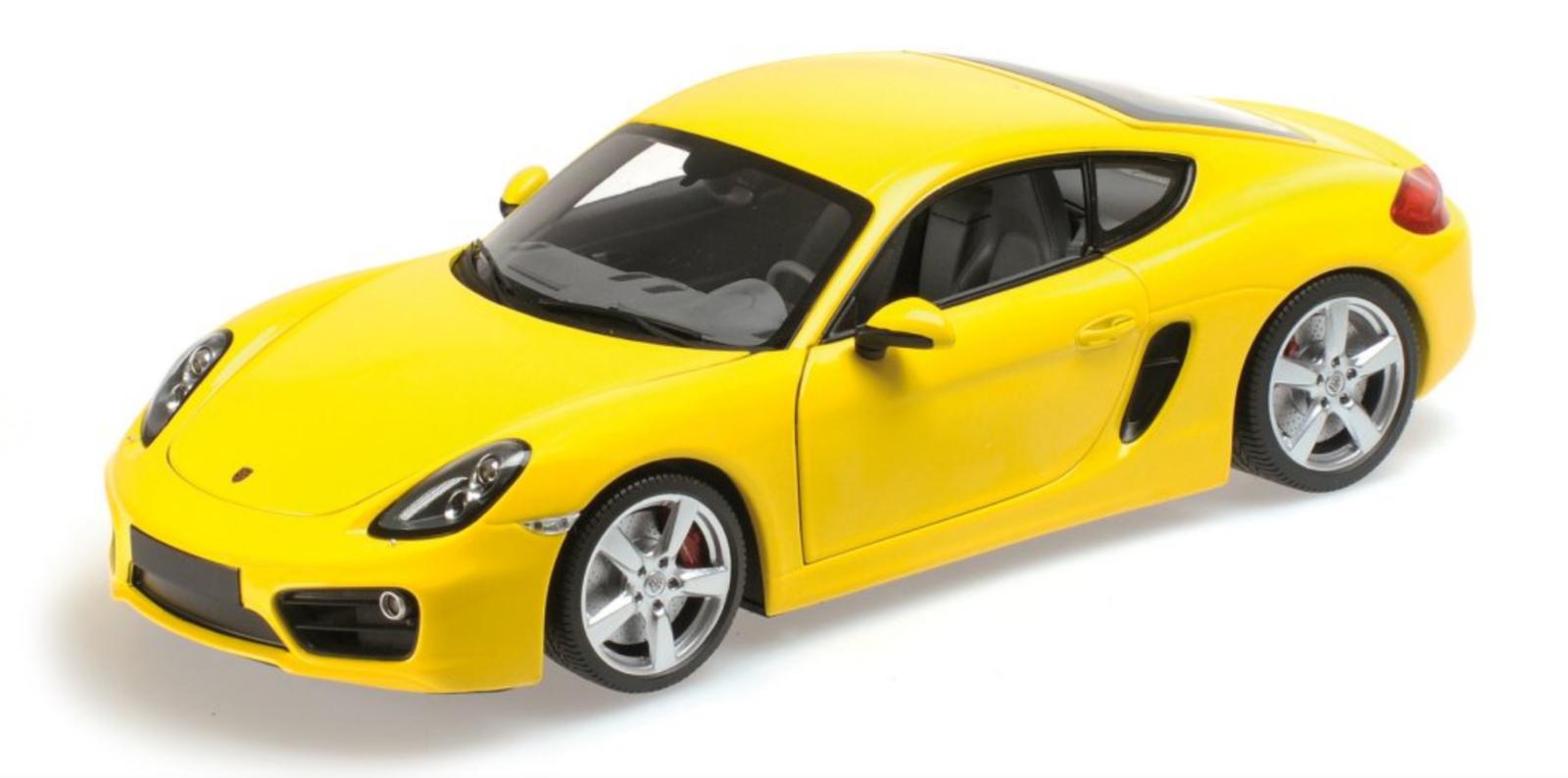 1 18 Porsche Cayman 2012 1 18 • Minichamps 110062220