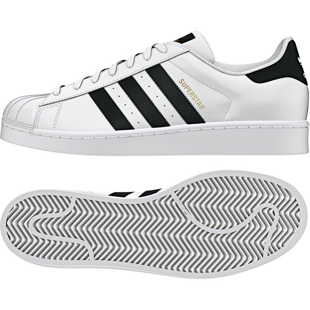 adidas Originals Superstar Foundation weiß/schwarz [C77124]