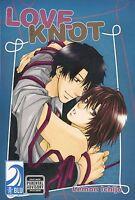 Love Knot By Lemon Ichijo, Yaoi Manga/graphic Novel In English Brand