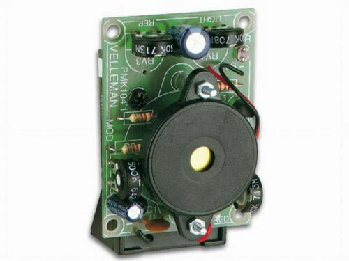 Velleman mini-kit mk104 electrónica grille