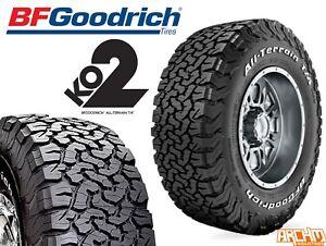 Bfg Ko 2 >> Details About Bfg 265 65 R17 Bf Goodrich Ko2 A T All Terrain Tyre New Design 4wd Tyres