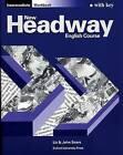 New Headway: Intermediate: Workbook (with Key) by John Soars, Liz Soars (Paperback, 1996)