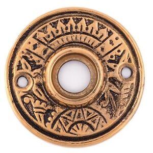 reproduction oriental rosette cast bronze for antique doorknobs door