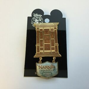 WDW-Narnia-The-Lion-The-Witch-and-The-Wardrobe-Wardrobe-LE-Disney-Pin-43209