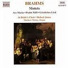 Johannes Brahms - Brahms: Motets (1999)