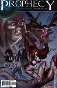 PROPHECY-4-NM-Red-Sonja-Vampirella-Dynamite-2012-more-in-store