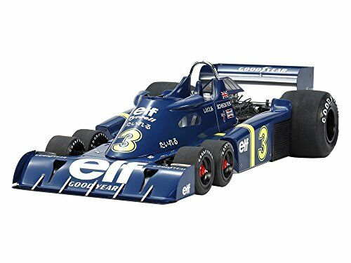 Tamiya 1/20 Grand Prix Collection No.58 Tyrell P34 1976 Japan Grand Prix Model C