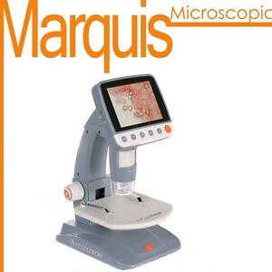 MICROSCOPIO-CELESTRON-DIGITALE-4x-a-200x-USB-foto-microscopia-Marquis-CM44361