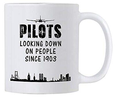 Tazas de aviaci/ón y piloto Fly Boys Coffee Cup