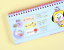 miniature 8 - BT21 Baby Sticky Memo Pad School Stationery Official K-POP Authentic Goods
