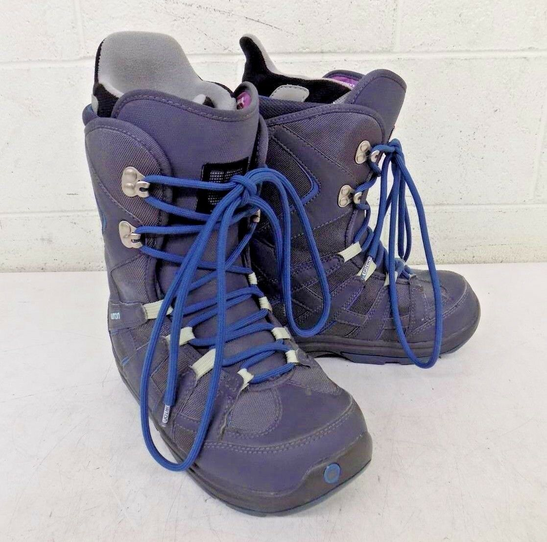 Burton Moto High-Quality Women's All-Mountain Snowboard Boots US 8 GREAT