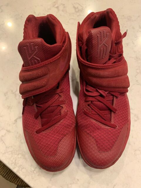 sports shoes 17ec1 3410a Nike Air Kyrie 2 Red Velvet Size 12 Basketball Shoe 819583 600 Kyrie Irving