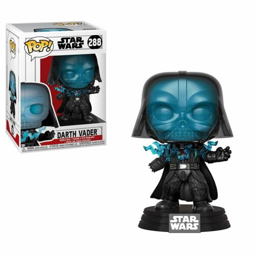 Electrocuted Vader Brand New In Box Funko POP Star Wars