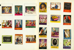 US-Labels-Religious-1930-039-s-Lot-of-93x-Different