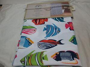 Image Is Loading Caribbean Joe Island Supply Co RAINBOW FISH Fabric