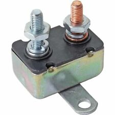 AUTOMOTIVE 40 AMP AUTO-RESET CIRCUIT BREAKER 40A ELECTRIC WIRING POWER SWITCH