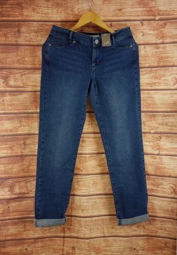 All Sizes New J Jill Blue Horizon Slim Boyfriend Denim Jeans